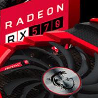 MSI RX 570 Gaming X 4G: tichý a výkonný Radeon!