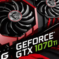 MSI GTX 1070 Ti Gaming 8G: TwinFrozr VI forever