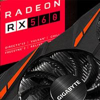 Gigabyte RX 560 Gaming OC 4G (rev. 2.0)