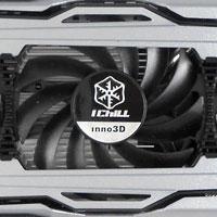 Inno3D iChill GTX 1070 Ti X3 V2: stříbrný dlouhán