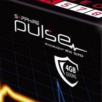 Sapphire Pulse RX 570 4GD5
