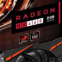 Gigabyte RX 460 WF2OC 2GD: slabší Polaris 11 v akci