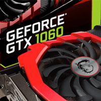 MSI GTX 1060 Gaming X 6G: reklama na ticho