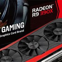 Asus Strix R9 390X DC3OC Gaming: minulost v současnosti
