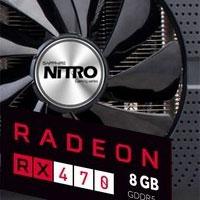 Sapphire Nitro+ RX 470 8GB: nejvýkonnější svého druhu