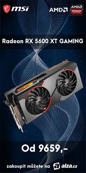MSI Radeon RX 5600 XT