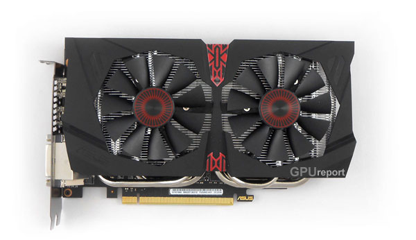 Asus GTX 1060 O6G 9gbps