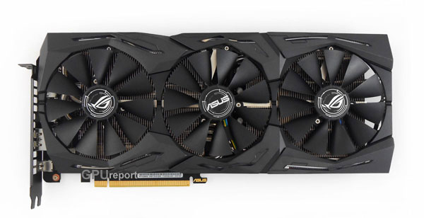 Asus Strix RTX 2060 Super O8G Gaming