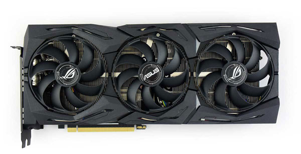 Asus STRIX RTX 2080 SUPER O8G Gaming
