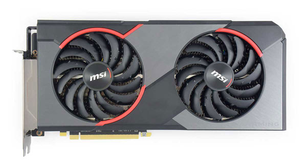 MSI RX 5600 XT Gaming X 6G