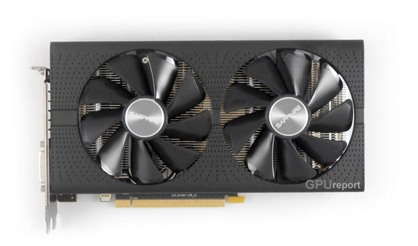 Sapphire Pulse RX 570 4GD5 front
