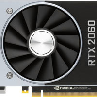 NVIDIA RTX 2060 Founders Edition: mainstreamová RTX