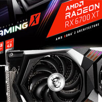 MSI Radeon RX 6700 XT Gaming X 12G (RECENZE)